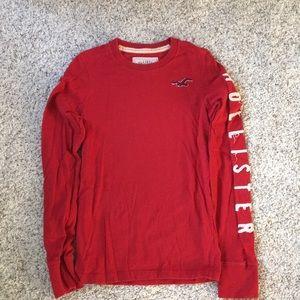 Hollister men's long sleeve shirt